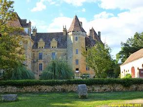 Photo: Château de Lanquais
