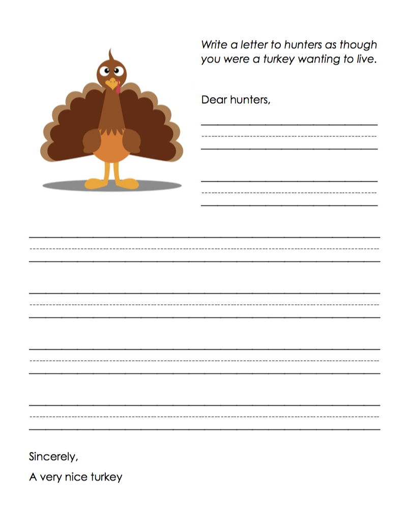 thanksgiving creative writing printables Free: thanksgiving creative writing activity pinterest free printable creative writing prompts.