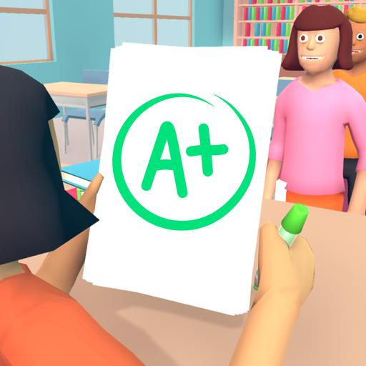 Paper's Grade, Please!