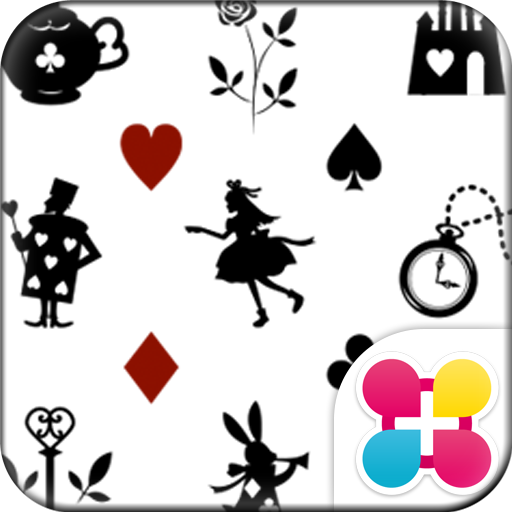 Alice in Wonderland Wallpaper Icon
