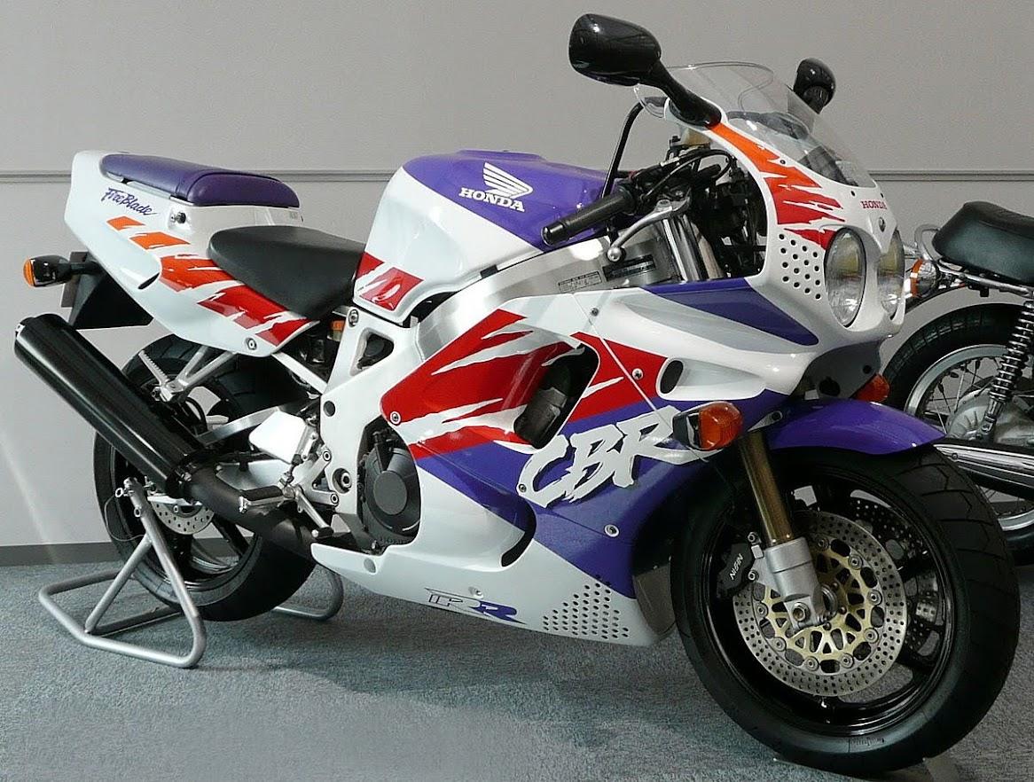 Honda CBR 900 R -manual-taller-despiece-mecanica