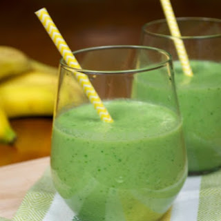 Easy Green Smoothie.
