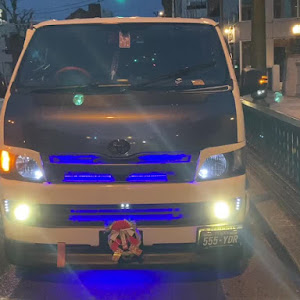 ハイエース TRH200V S-GL改 2010年式のカスタム事例画像 Makotin200さんの2021年01月04日15:57の投稿