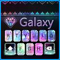 Galaxy cheetah keyboard icon