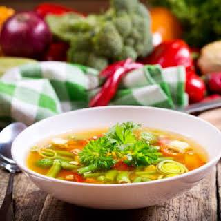 Coconut Oil Soup Recipes.