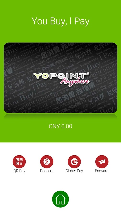 YoPoint- screenshot