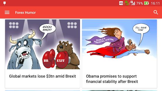 Forex Humor screenshot