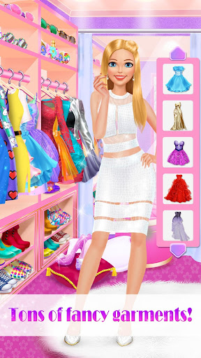 Unicorn Makeup Dress Up Artist screenshot 3