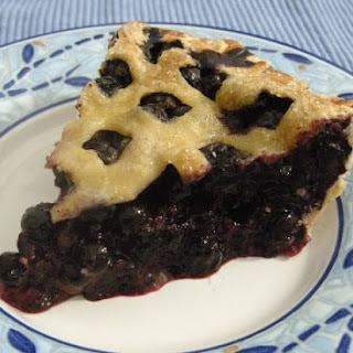 French Blueberry Pie Recipes
