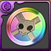 BLEACHコラボメダル【虹】