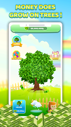 Tree For Money - Tap to Go and Grow 1.0.5 screenshots 2
