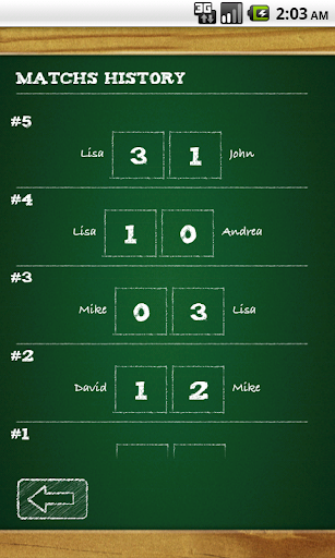The Tournaments Manager v1.9 Android screenshots 3