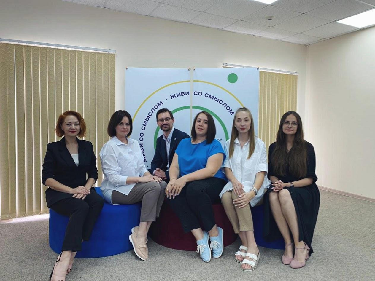 Волонтер Анастасия Бессмертнова приняла участие в конференции «Добровольчество – компонент социальной активности населения региона»
