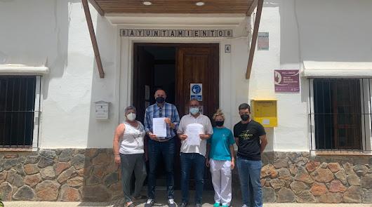 PP y Felix Vivo presentan una moción de censura para relevar a Gabriel Magán
