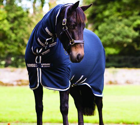 Rambo Dustbuster Pony , Horseware