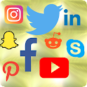 Social Media Browser Pro icon