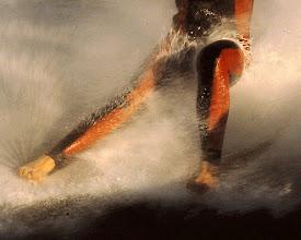 Photo: Barefoot champion, Long Beach