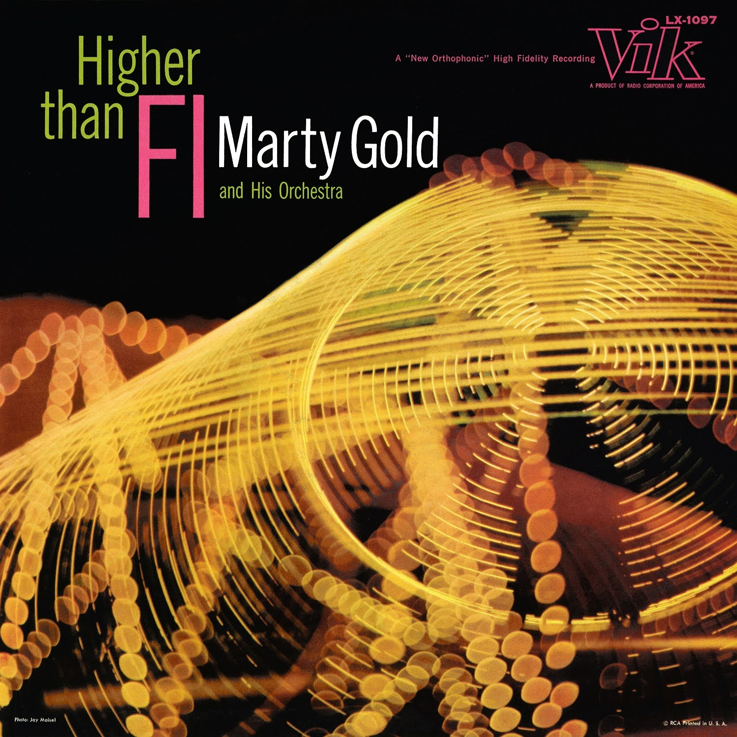 Marty Gold, Vik Records