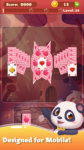 Panda Solitaire K 1.1.30 screenshots 5
