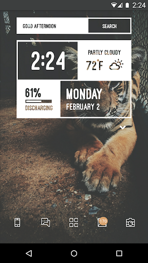 Zooper Widget Pro screenshot 4
