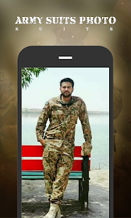 Download Army Suit Editor – New Commando Suits photo Editor For PC Windows and Mac apk screenshot 1