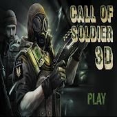 Call of Soldier titanium 3D