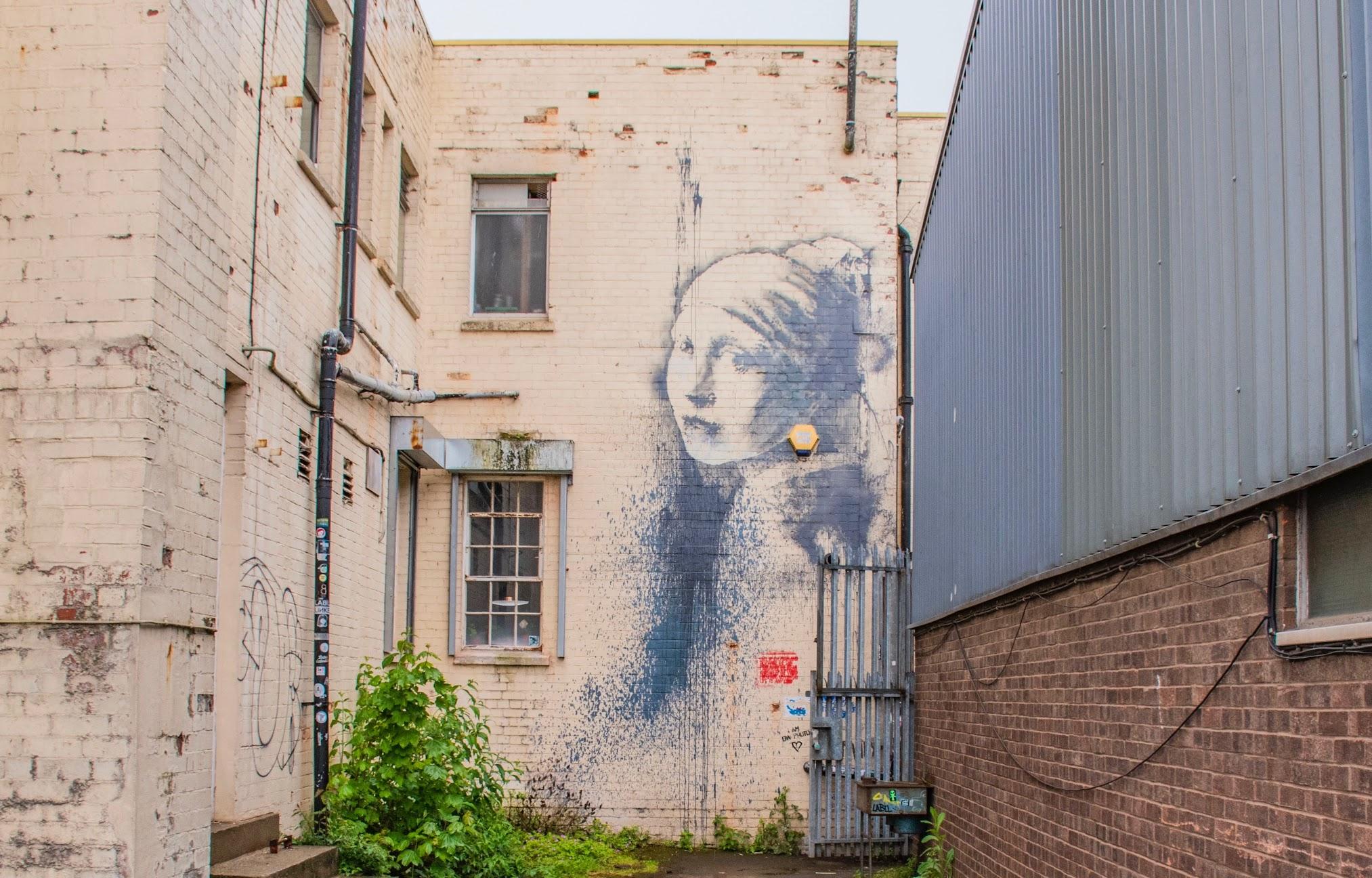 Bristol-Banksy