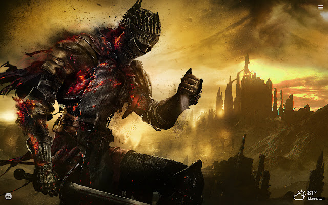 Dark Souls III HD Wallpapers New Tab