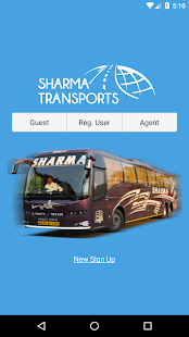 Sharma Transports- screenshot thumbnail