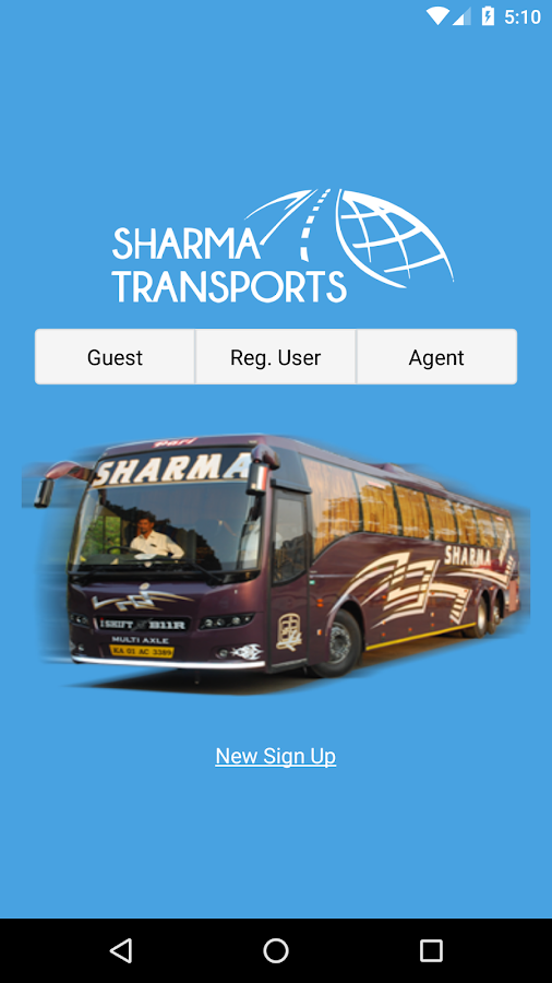 Sharma Transports- screenshot