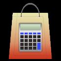 Simple Shopping Calculator icon