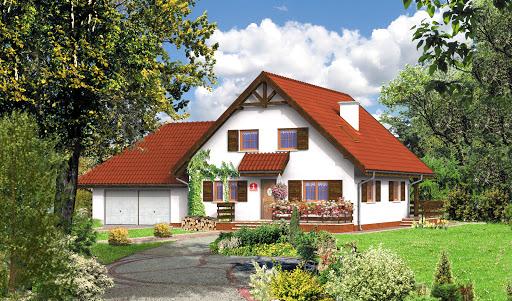 projekt Dom przy Grabowej