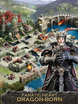Clash Of Kings-สงครามราชา APK screenshot thumbnail 10
