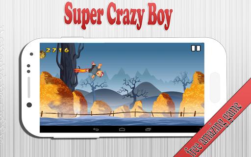Super Crazy Boy skate board