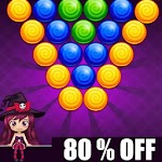 Candy Shooter 2019 - Bubble Shooter game Icon