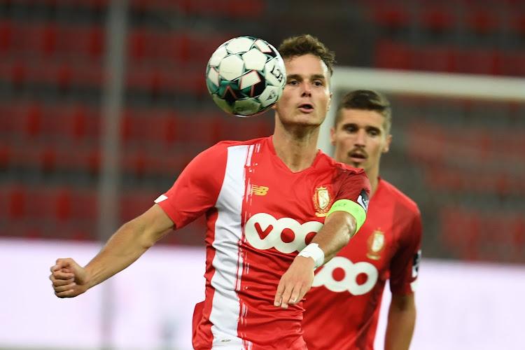 Zinho Vanheusden verwacht zich aan een moeilijke match tegen Vojvodina en is trots op zijn aanvoerdersband