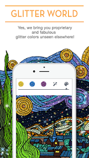 Coloring Book ColorCure Screenshot