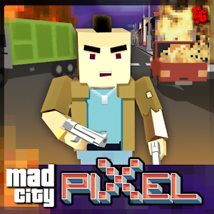 Mad City Pixel's Edition for PC and MAC
