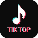 TikTop - Short Video & Funny Video | MADE IN INDIA icon