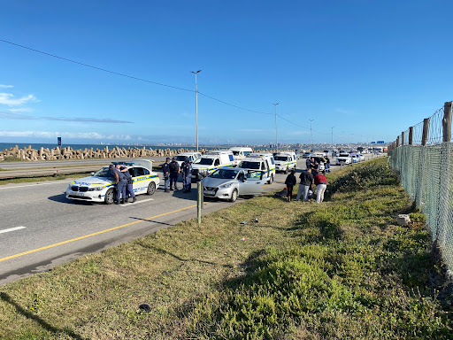 Three arrested after high-speed car chase through Gqeberha - HeraldLIVE