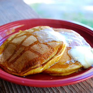 Pumpkin Pancakes With Pancake Mix Recipes.
