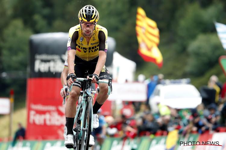 De Vuelta helemaal op zijn kop?! Primoz Roglic wordt al op drie minuten gezet