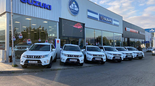 Grupo Playcar incorpora nueva flota de Suzuki Vitara