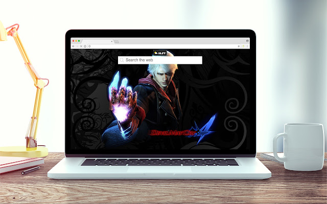 Devil May Cry Wallpapers New Tab Theme