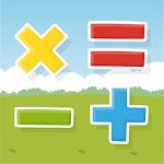 Kids Math Games Icon