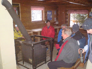 Photo: The  Larch Hills Chalet  Apres Ski.