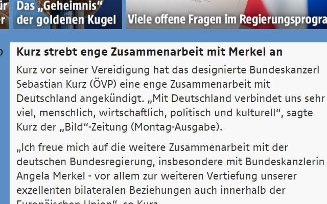 Bundeskanzerl