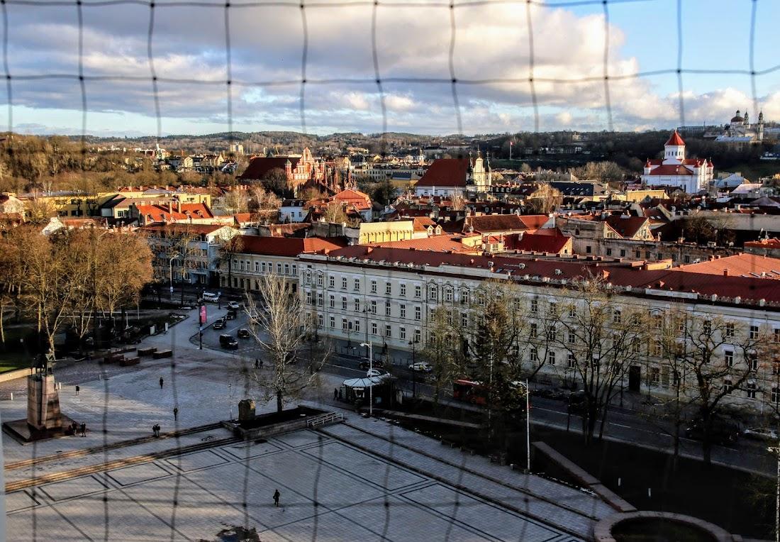 Полтора дня в Вильнюсе и немного Каунаса в феврале 2020