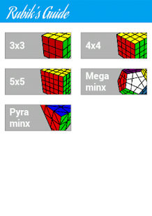 Rubik's Guide - Apps on Google Play