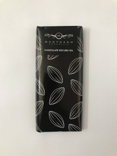 chocolate mantuano oscuro 70% 80gr